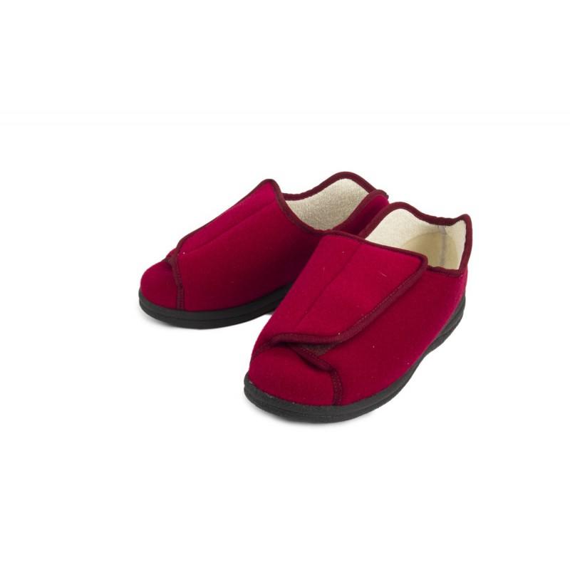 Chaussures detente love bordeaux